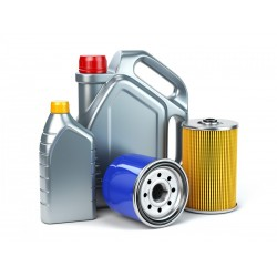 Замена масла и фильтра в двигателе