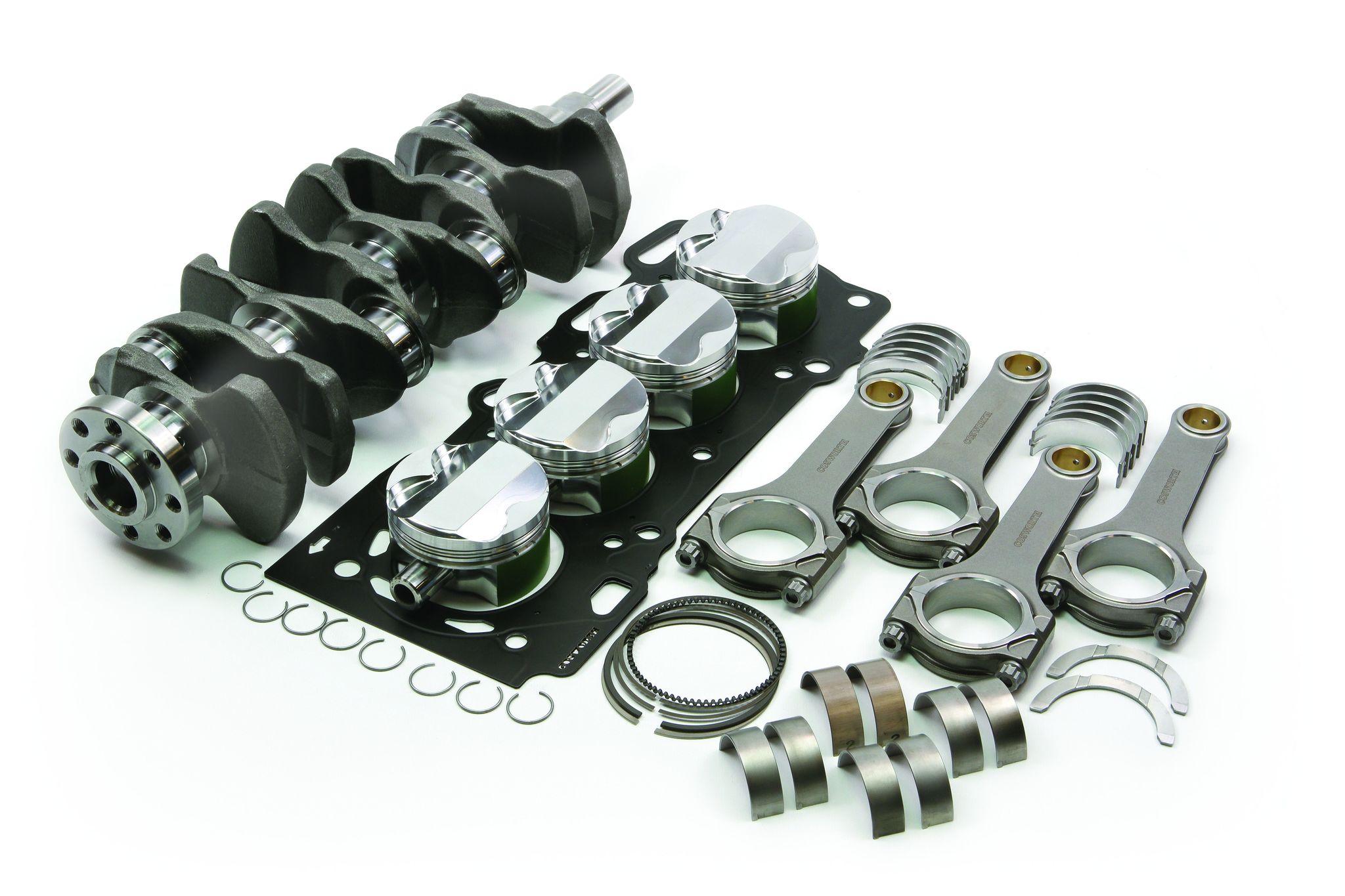 Детали к двигателю Ford