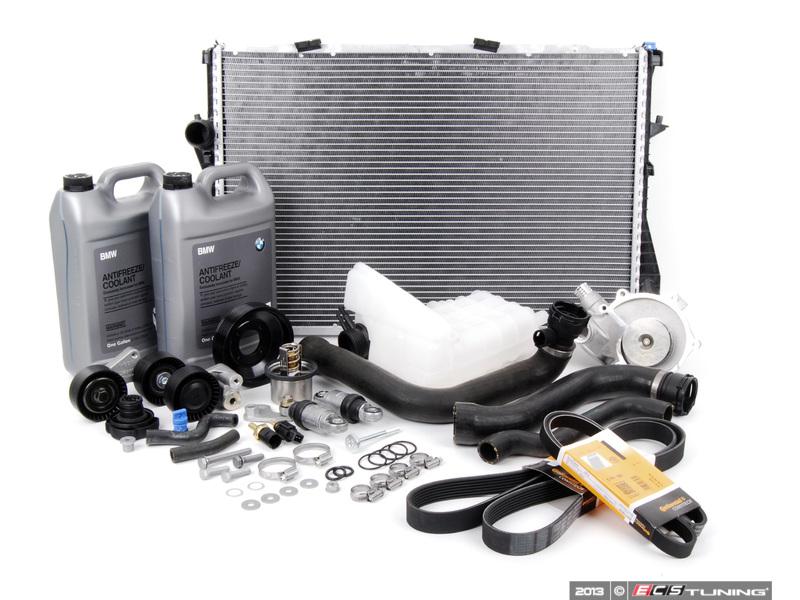 Детали к системе охлаждения Nissan